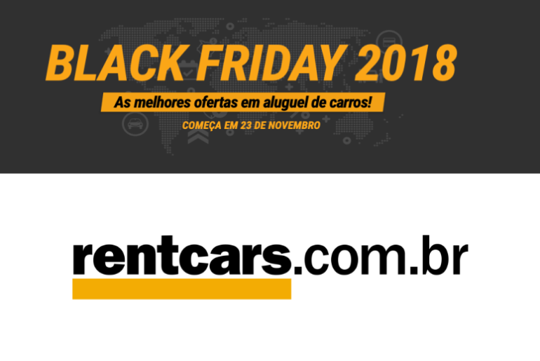 Rentcars Black Friday