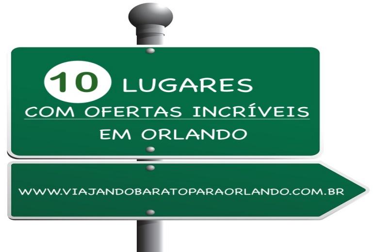 8d69a43fe 10 Lugares com Ofertas Incríveis em Orlando - Compras em Orlando