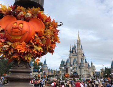 Datas do Halloween Disney 2019