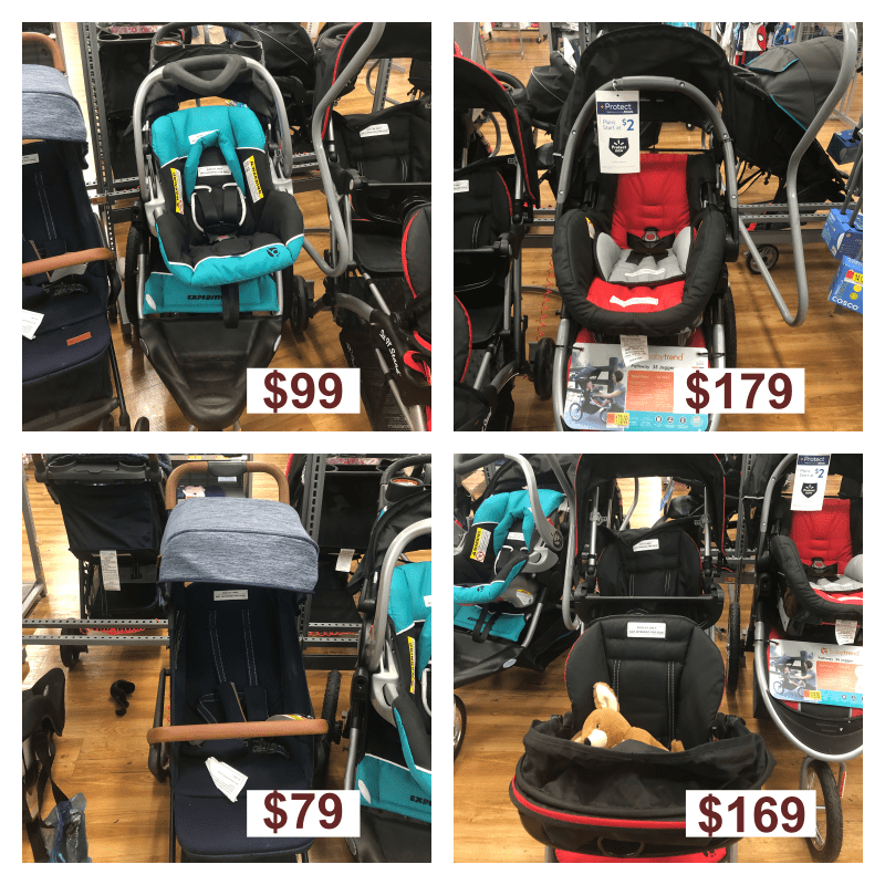 Enxoval de Bebê no Walmart
