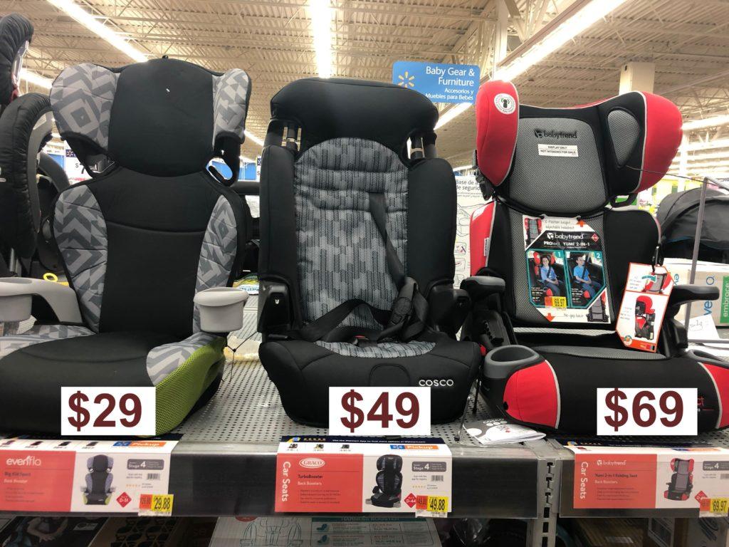 Enxoval de Bebê no Walmart nos Estados Unidos