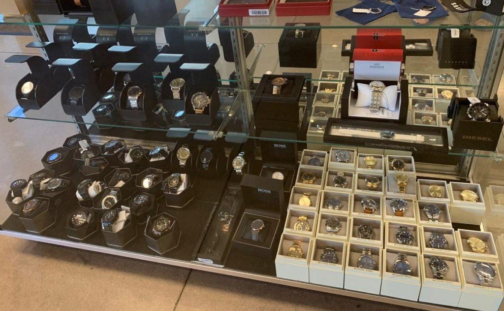 Onde comprar relógios em Orlando-min
