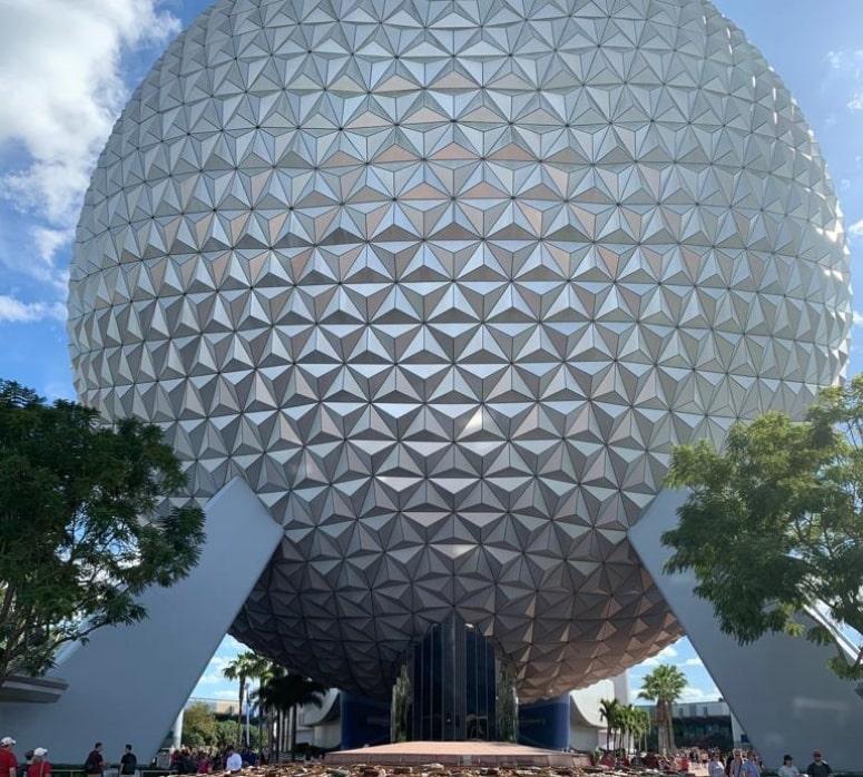 Parque Epcot na Disney Orlando, Estados Unidos