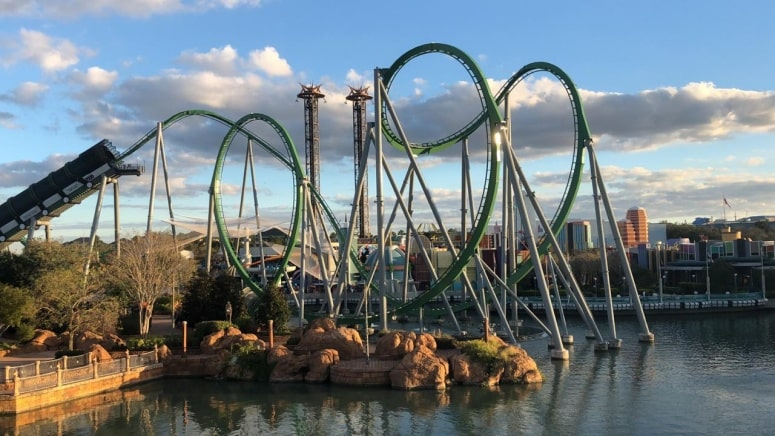 Parque Islands of Adventure, EUA