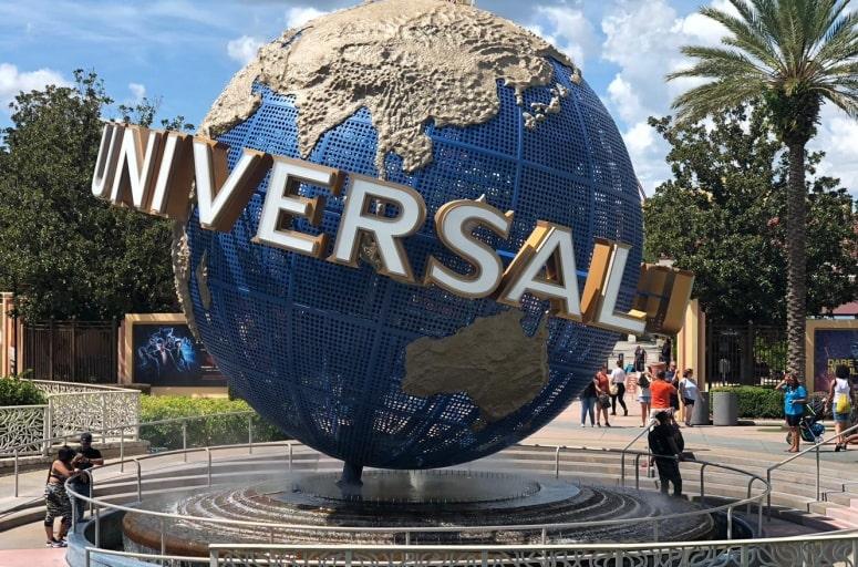 Parque Universal Studios, Orlando, EUA
