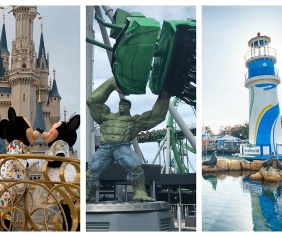 Ingressos Para os Parques de Orlando Com Melhor Preço