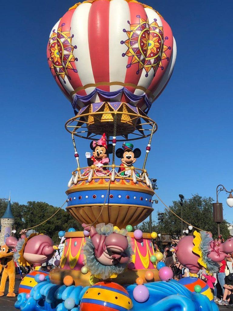 Melhores Brinquedos do Parque Magic Kingdom