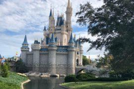 Ingressos para os Parques da Disney