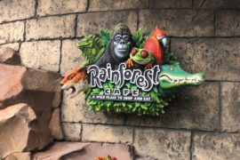melhores restaurantes da Disney Springs