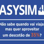 Desconto Easysim4u