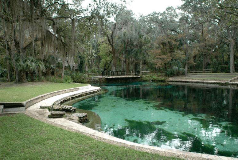 Springs Perto de Orlando - Juniper Springs Recreation Area