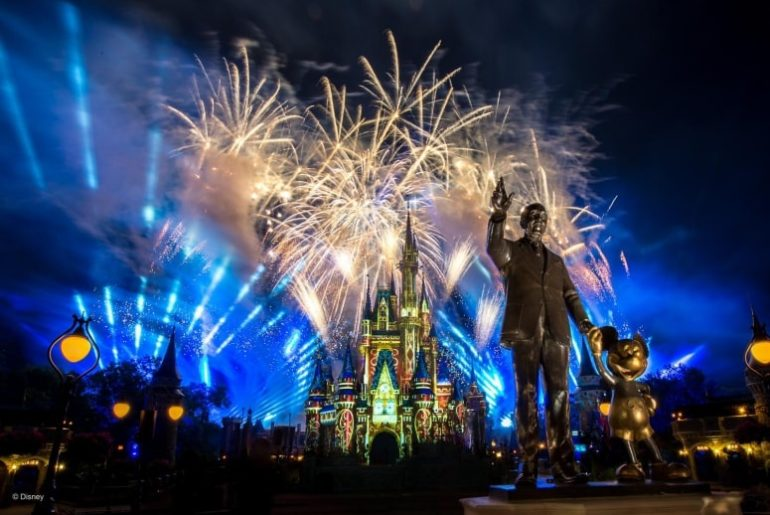Disney World Anuncia Plano e Data de Reabertura