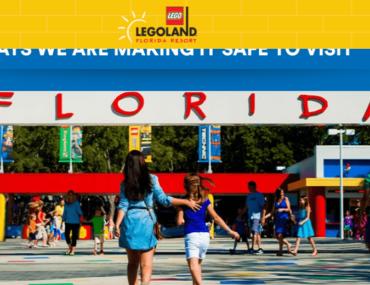 Parque Legoland Anuncia Data de Reabertura