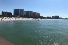 Qual a Melhor Praia Perto de Orlando