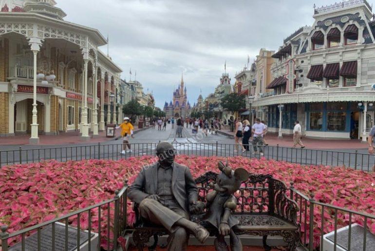 Ingressos para a Disney em 2020