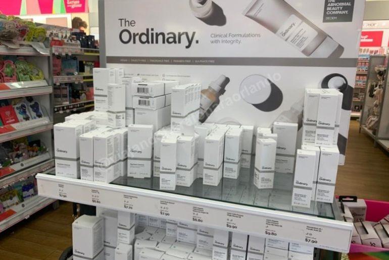 onde comprar the ordinary em orlando