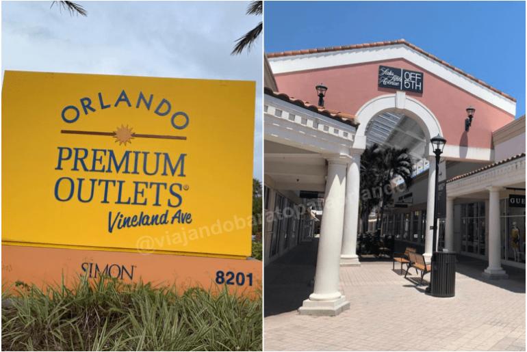 Qual o Melhor Outlet Premium de Orlando
