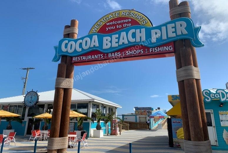 Pier Cocoa Beach