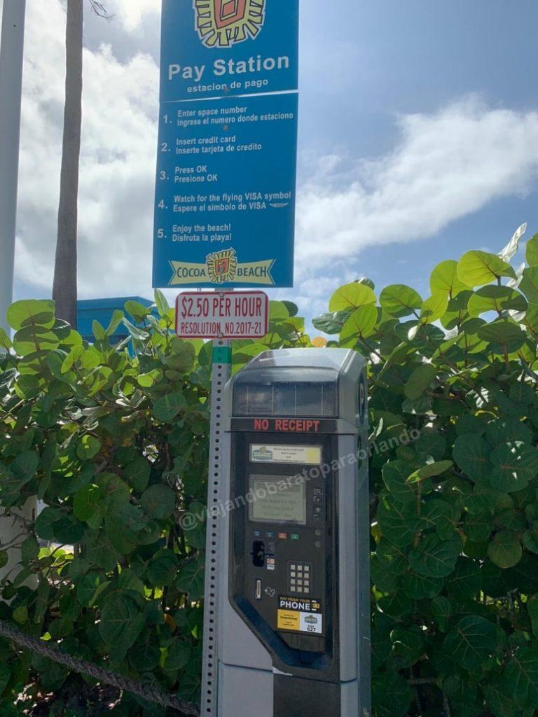 Preço Estacionamento Cocoa Beach