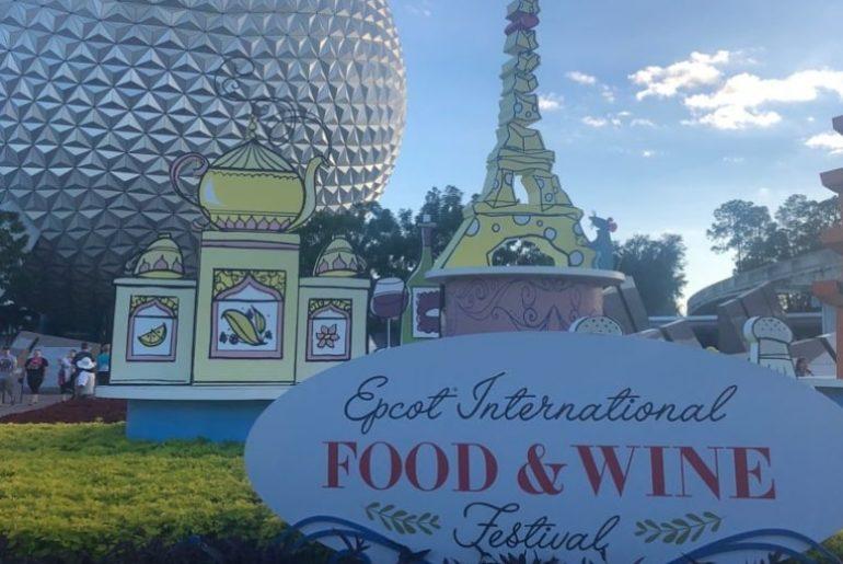 Festival International Food & Wine no Epcot 2021