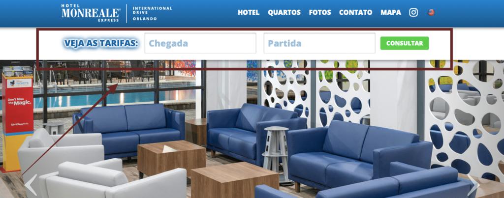 Hotel Monreale Orlando