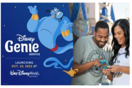 Novo Sistema Disney Genie